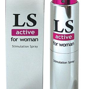 LOVESPRAY ACTIVE спрей для женщин (стимулятор) 18 мл