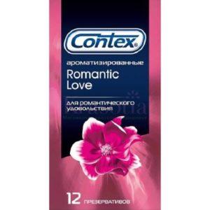 Презервативы Contex №12 Romantic Love ароматизированные
