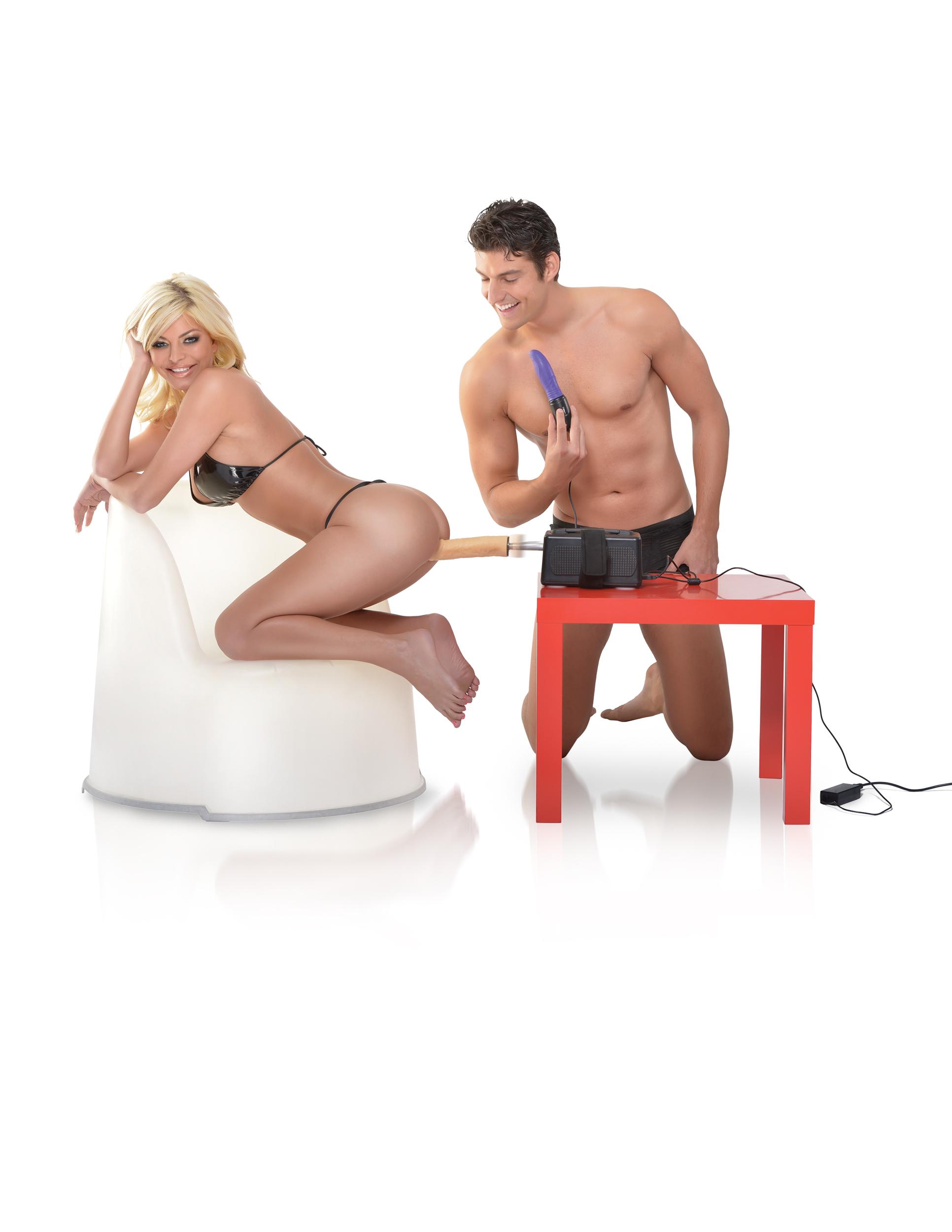 Секс машина FF Int'l Portable Sex Machine