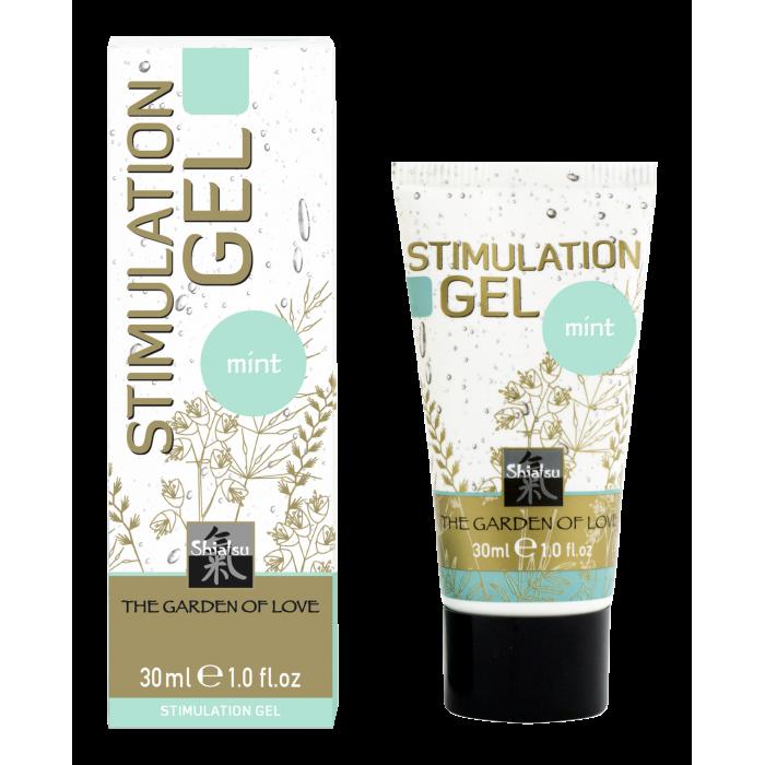 Гель для интимной стимуляции Мятный Stimulation Gel 30 мл.
