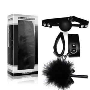 Комплект для ролевых игр Deluxe Bondage Kit